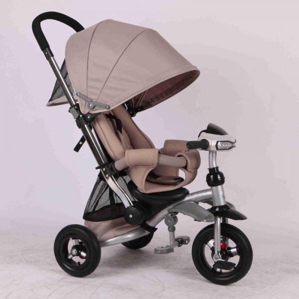 Триколісний велосипед-коляска CROSSER T-350 (Azimut)