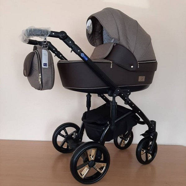 Універсальна коляска (2 в 1) BabyPram Limited (Польща)