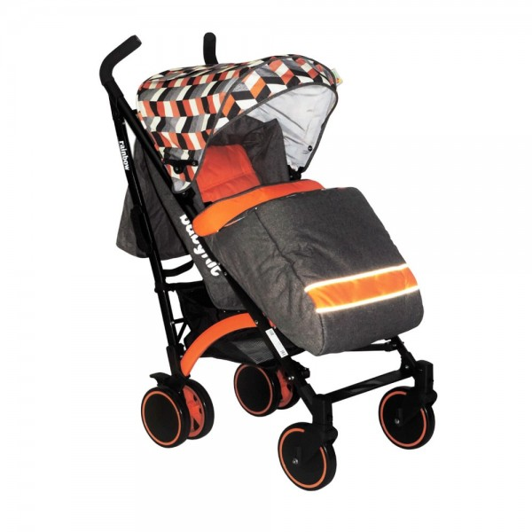 Прогулянкова коляска BabyHit Rainbow (D200)