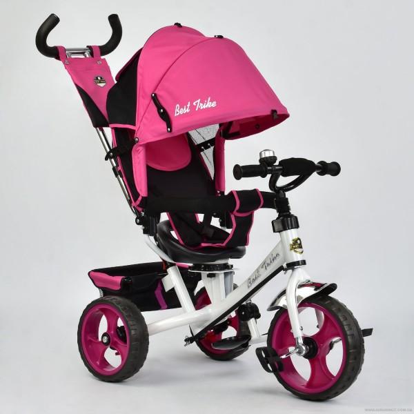Триколісний велосипед Best Trike 5700 EVA  (поворотне сидіння)