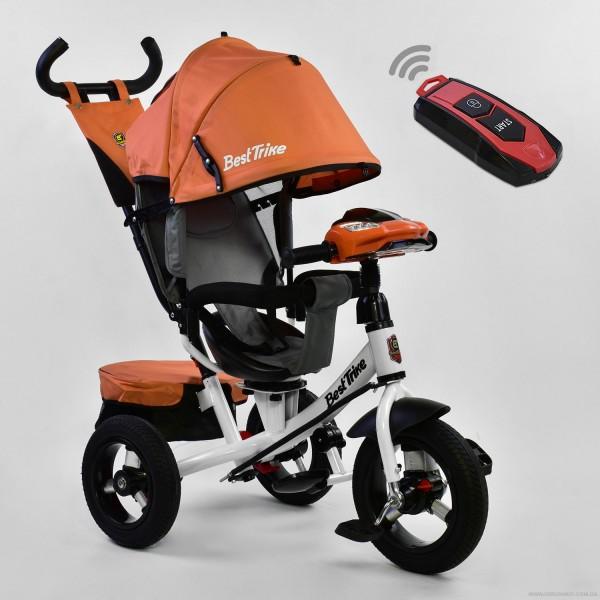 Дитячий триколісний велосипед Best Trike 7700 В (пульт)