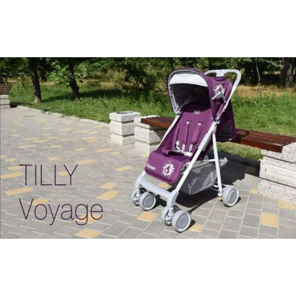 Прогулянкова коляска TILLY Voyage T-161