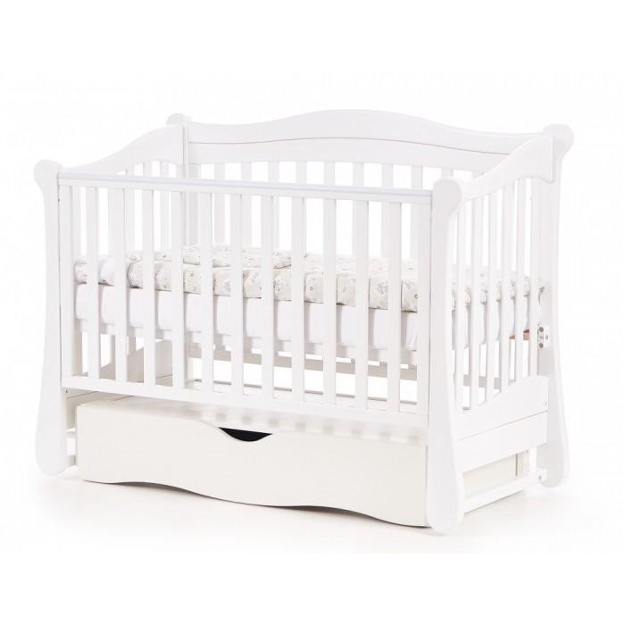 Дитяче ліжко ВЕРЕС СОНЯ ЛД18 (маятник з шухлядою)